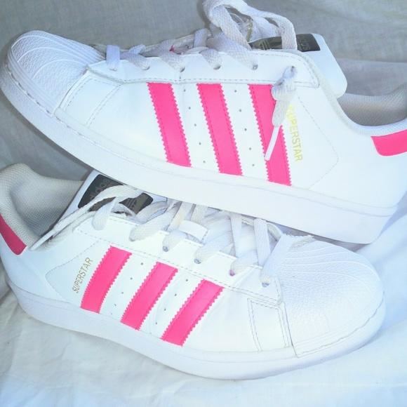 4b522104cd87 adidas Shoes - Adidas Superstar Classics (Hard shell)